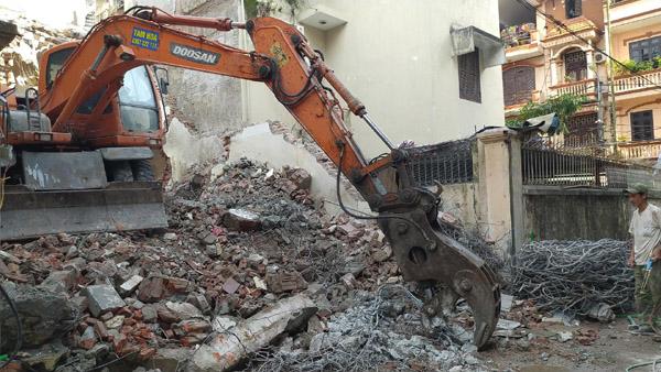 dịch vụ phá dỡ nhà cũ tại thành phố hồ chí minh