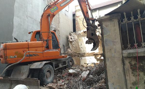 phá dỡ nhà tại thành phố hồ chí minh